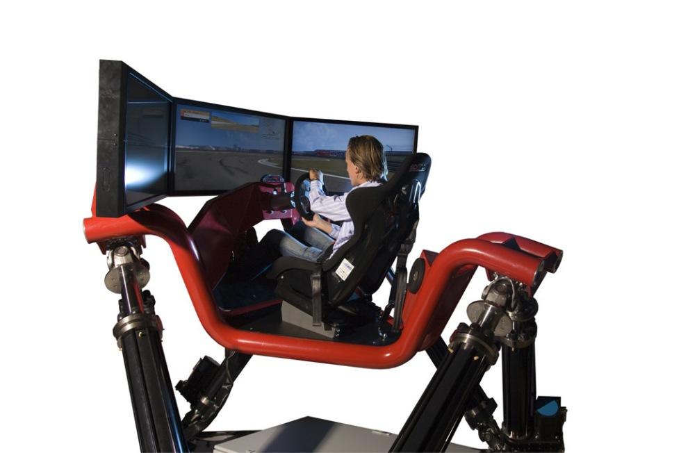 Hexatech F1 Simulator