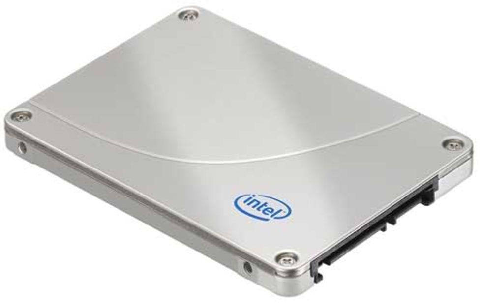 Intel planerar billiga SSD