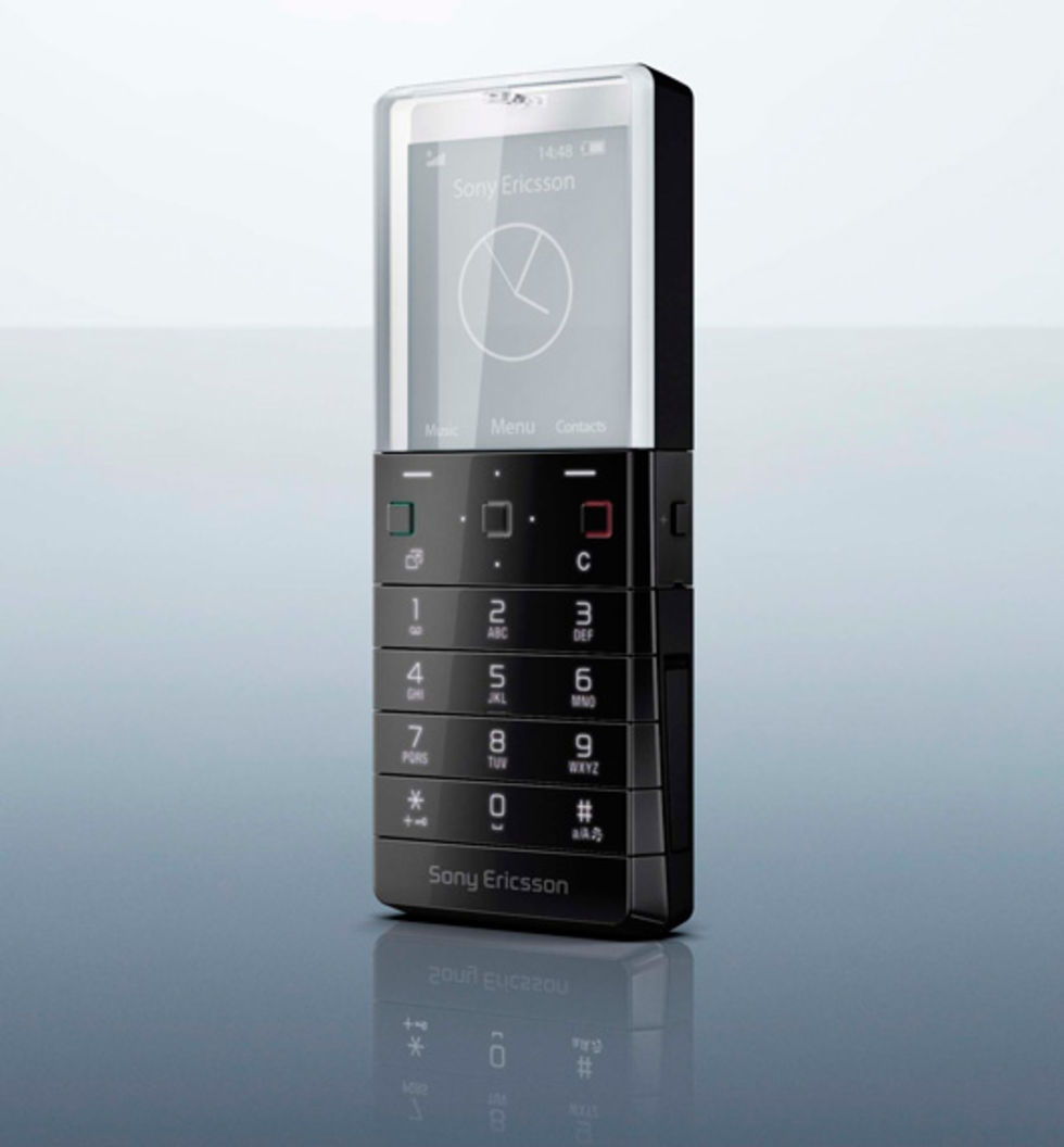 Sony Ericsson Xperia Pureness 2 är på gång