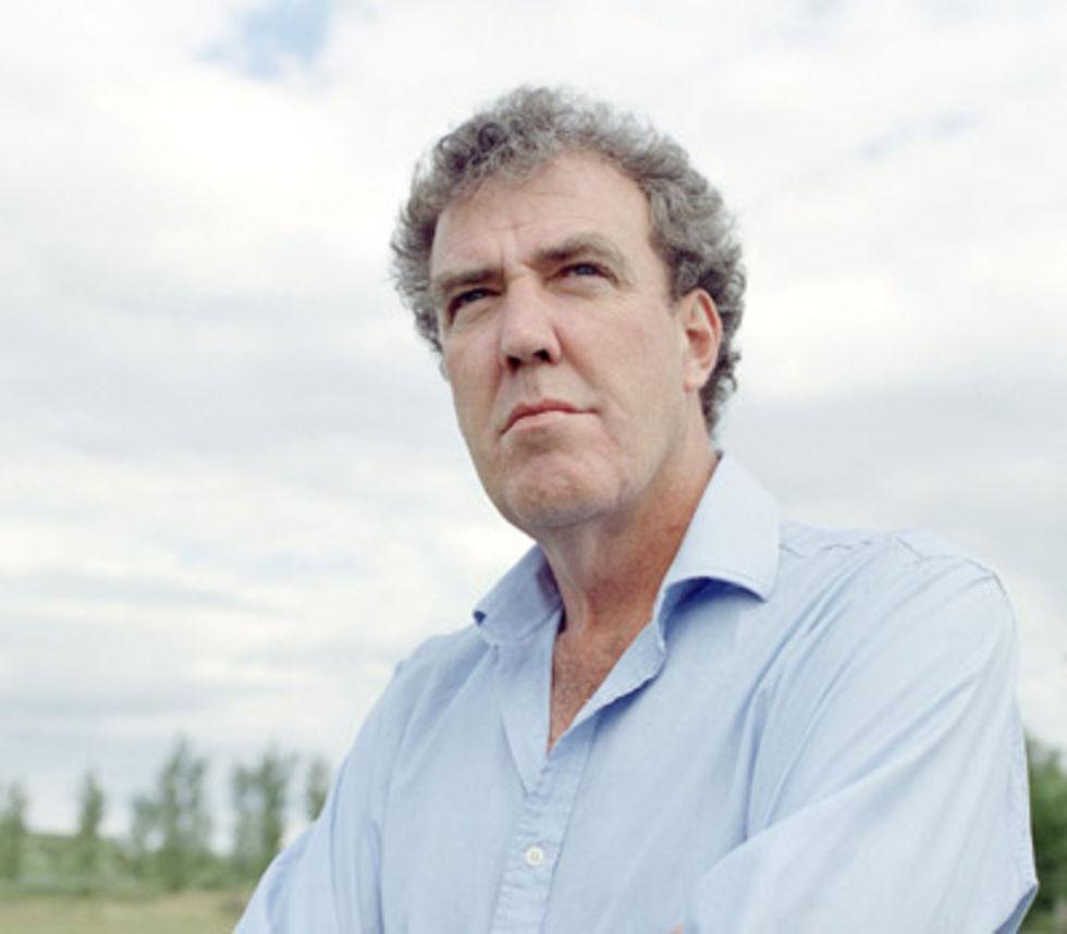 Jeremy Clarkson gick för långt