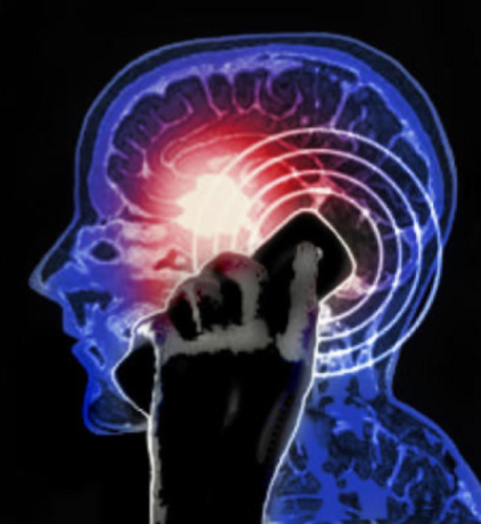 Mobiltelefoner ökar inte risken för hjärntumörer