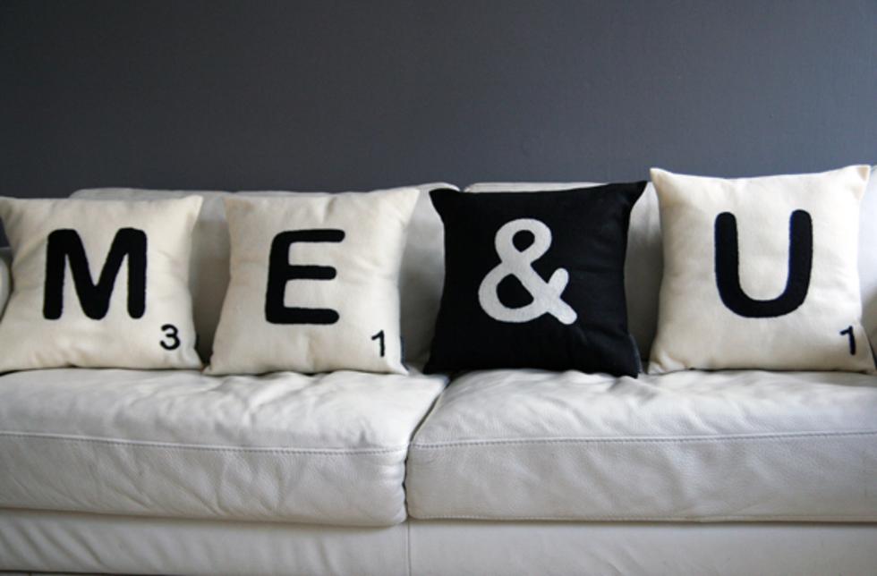 Fina meddelanden i soffan