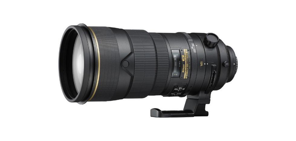 Nikon lanserar AF-S NIKKOR 300mm F/2.8G ED VR II