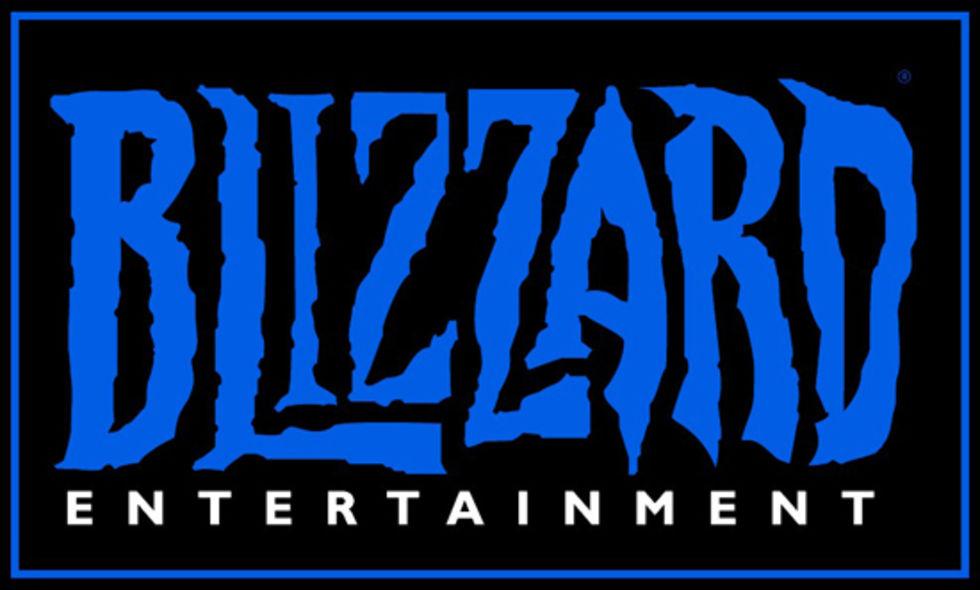 Räkna med konsolspel från Blizzard