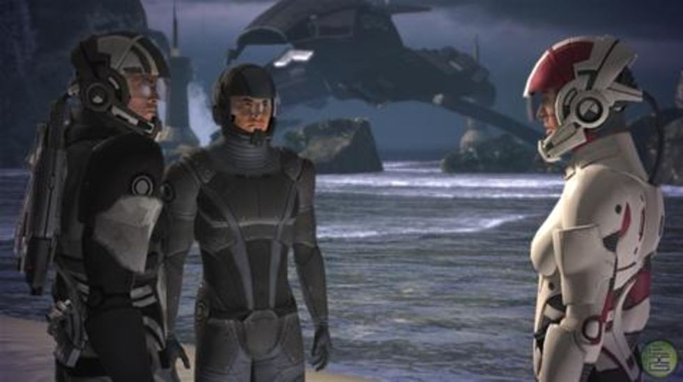 Achievementslistan för Mass Effect 2