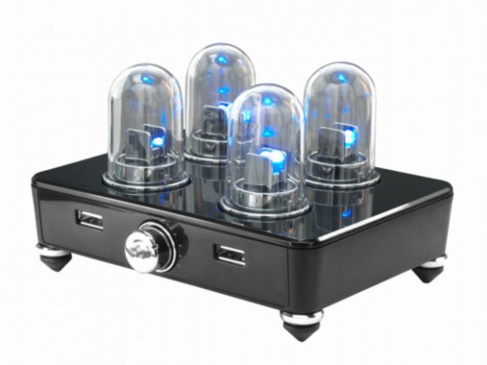 Rörförstärkare-högtalare. För audiofilen som inte bryr sig om ljud ... fcf1d445fbe61