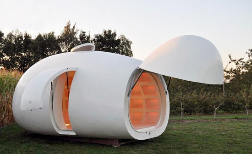 Vill du bo i en blobb?