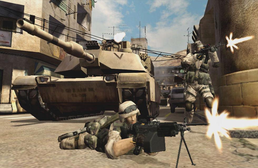 Battlefield 2 mest sålda svenska spel i Sverige