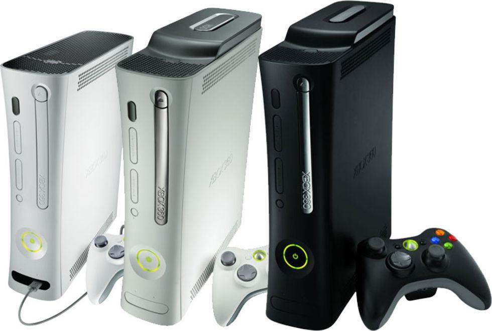 2010 största året någonsin för Xbox 360?
