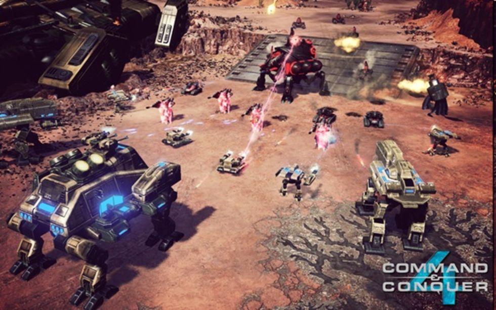 Multiplay-beta igång för Command & Conquer 4