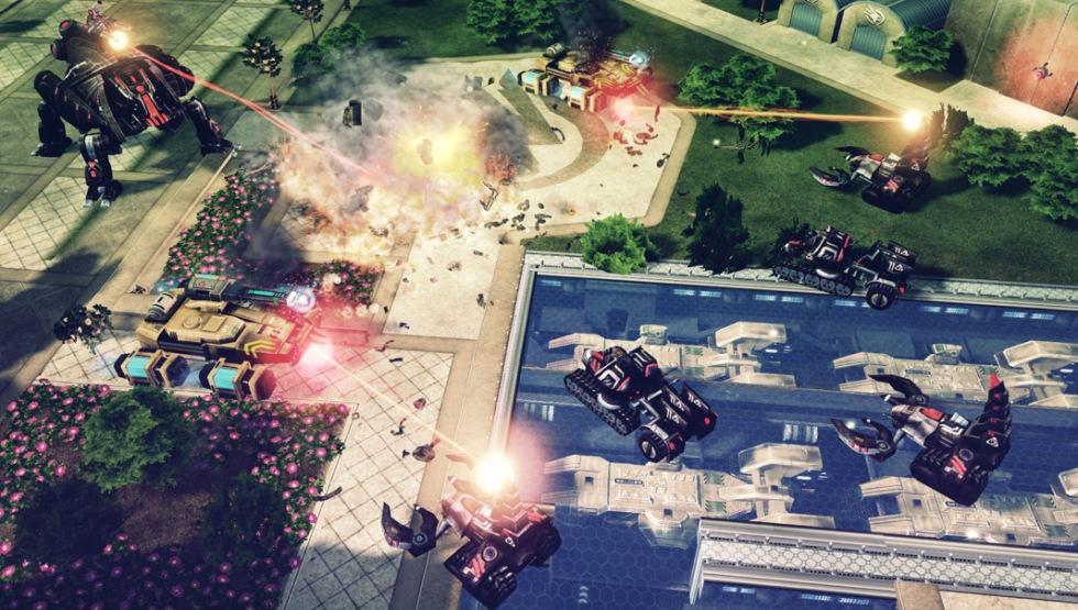 Beta-testa Command & Conquer 4