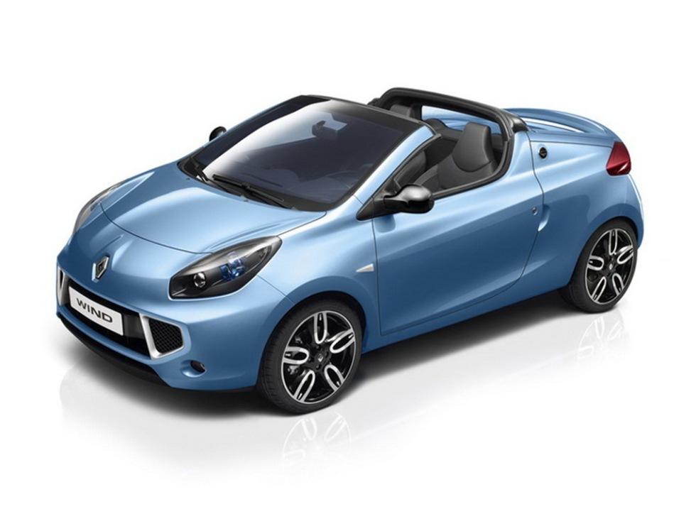 Nya Renault Wind