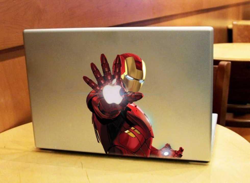 MacBook Pro och Iron Man är som gjorda för varandra