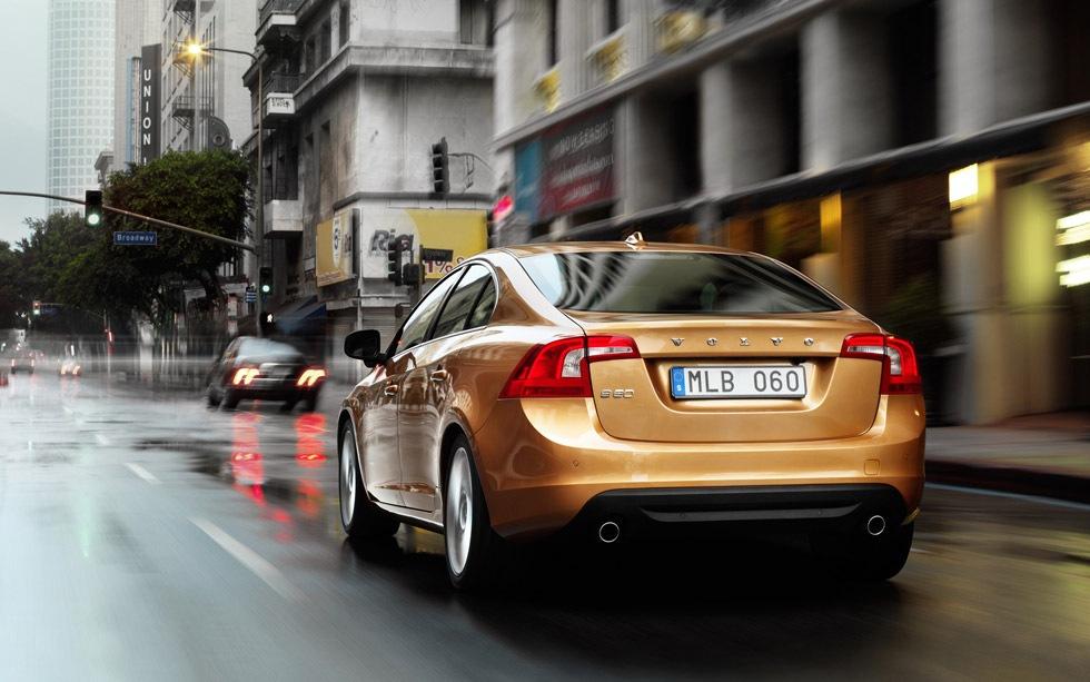 Volvo V60 kommer i höst