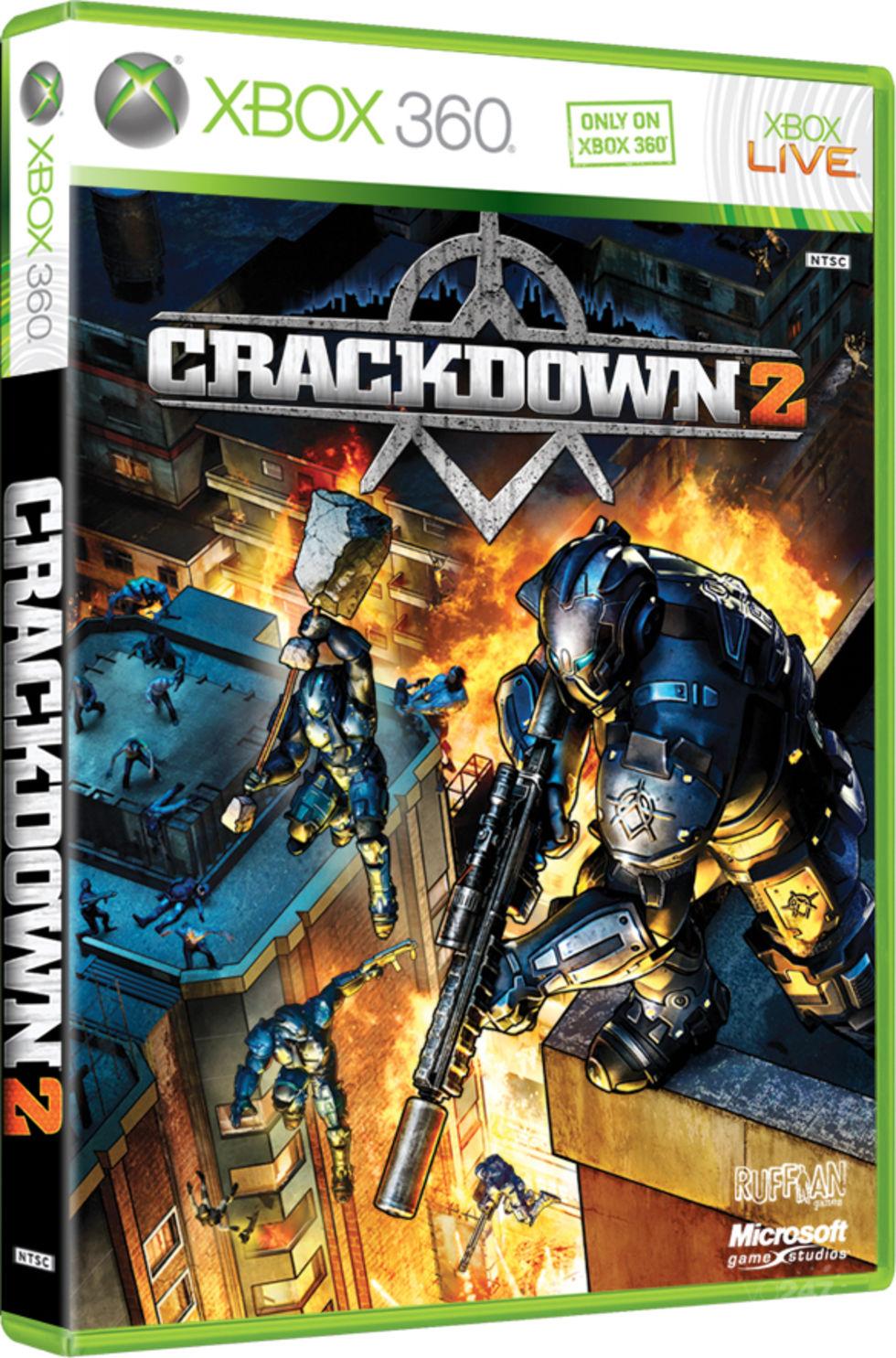 Ny info om Crackdown 2