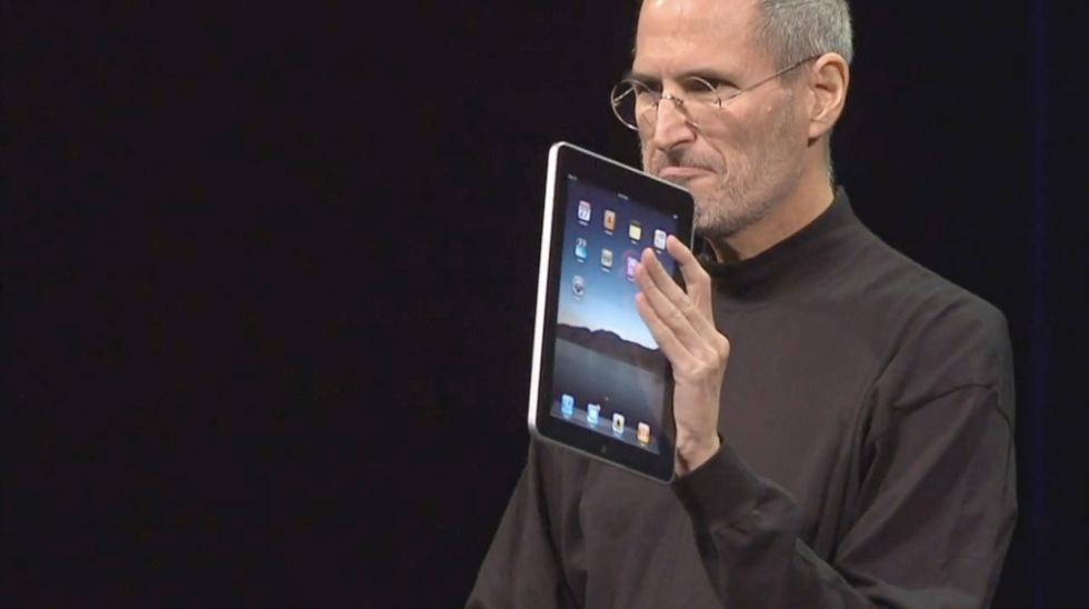 Steve Jobs kallar Flash för en död teknologi