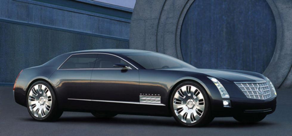 Cadillac Sixteen går i produktion, typ