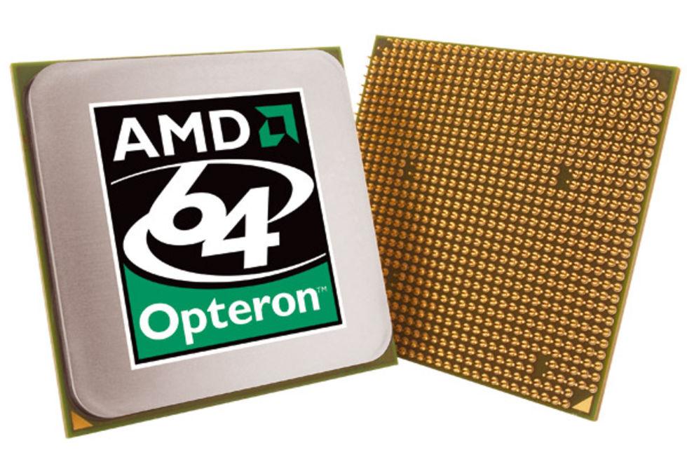 AMD arbetar med strömsnål server-plattform