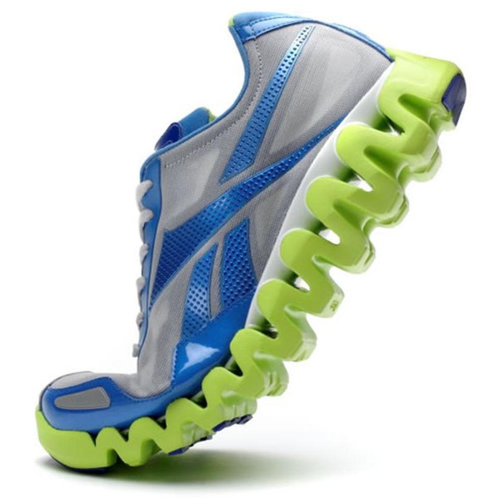 Upp på tå! Ny och konstig sko från Reebok | Feber Pryl