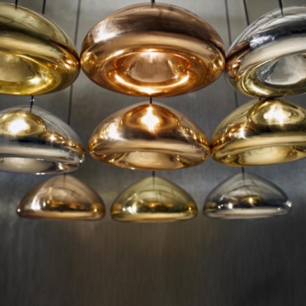 Lampor som verkligen doftar Tom Dixon