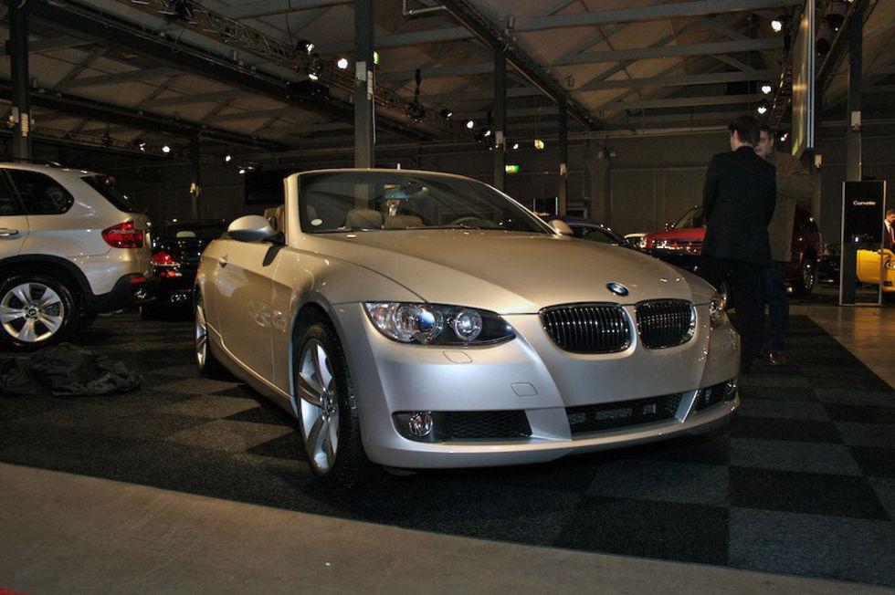 MPH: BMW