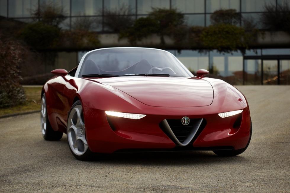 Pininfarina presenterar 2uettottanta Concept