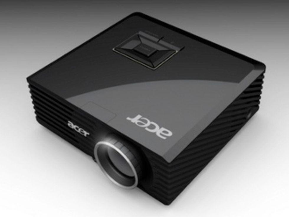 Acer släpper minimal projektor
