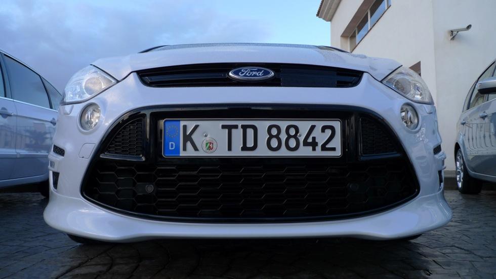 Ford S-Max & Galaxy