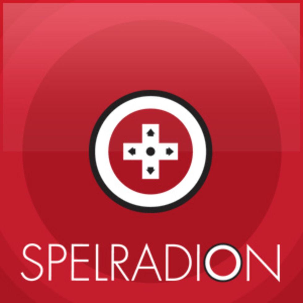 Spelradion goes SR