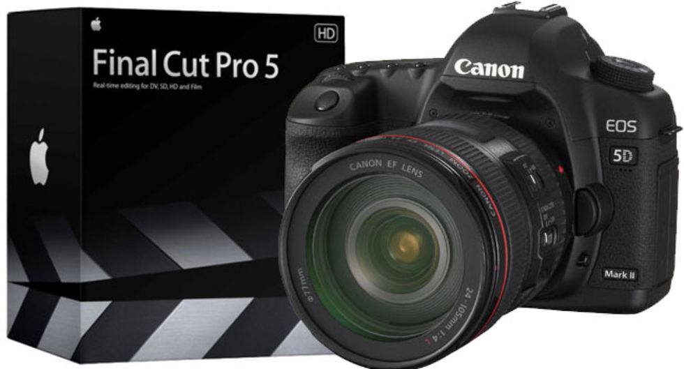 Enklare video-hantering för Canon-användare