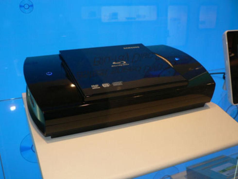 Blu-ray-brännare från Samsung