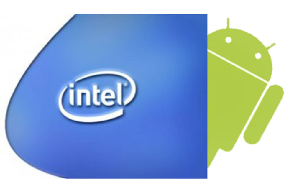 Intel + Android = uPhone