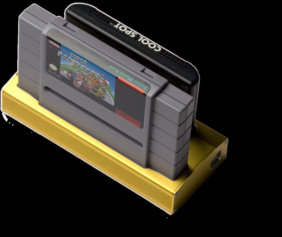 Kopiera dina SNES-spel till datorn