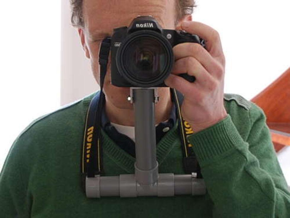 Ultraportabelt kamerastativ