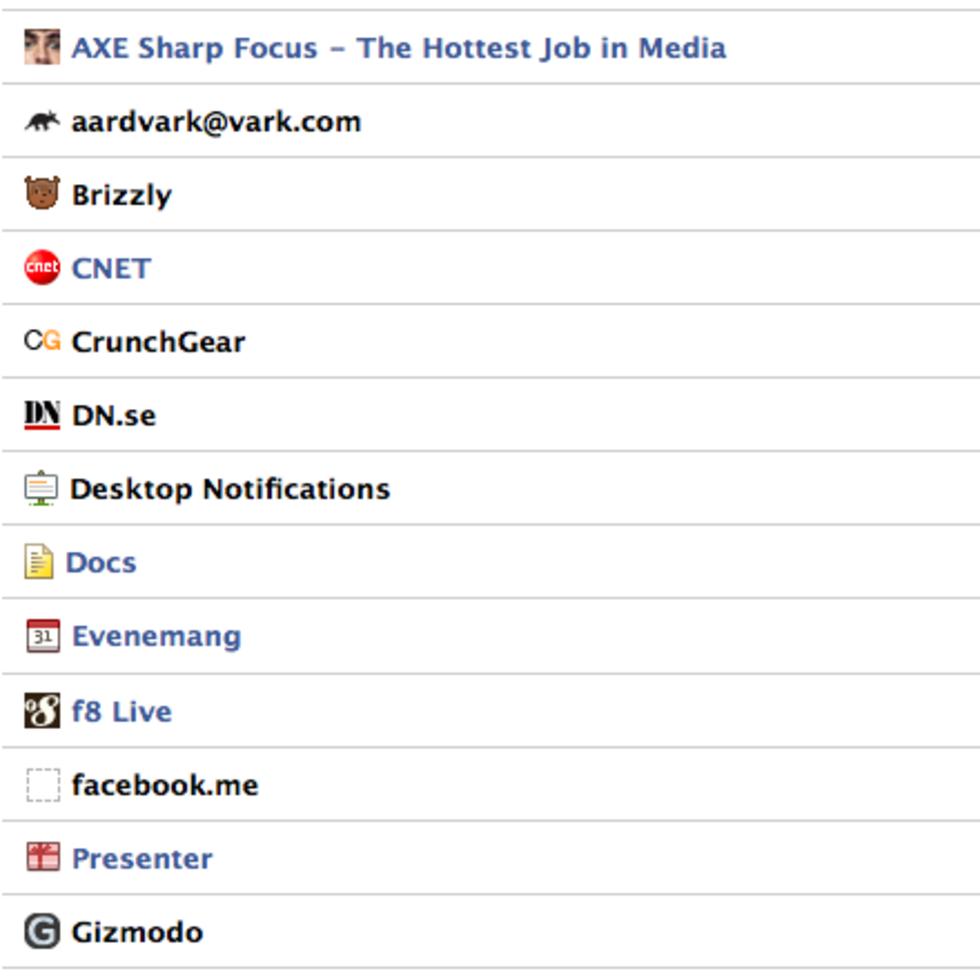 Facebook adderar appar till användare i smyg *uppdaterad*