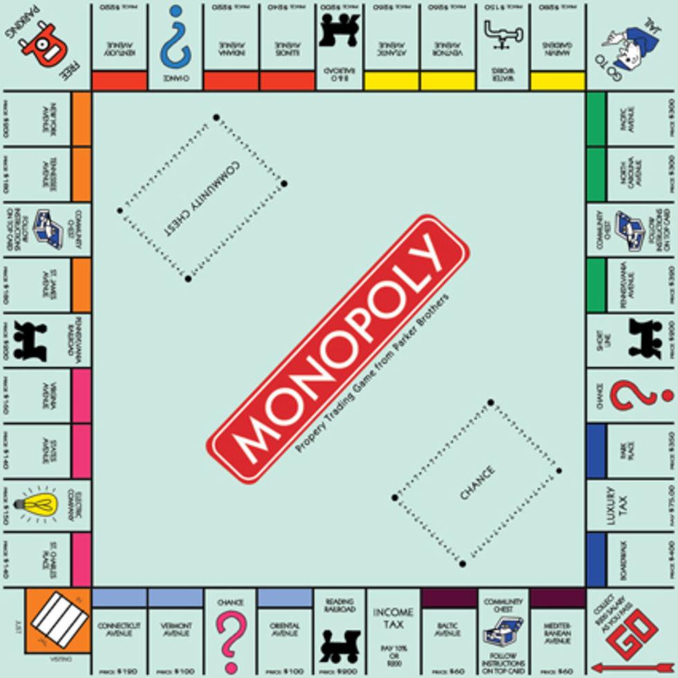 EA offentliggör Monopoly Streets