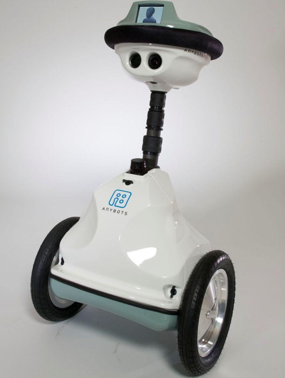 Anybots - robot för videokonferenser