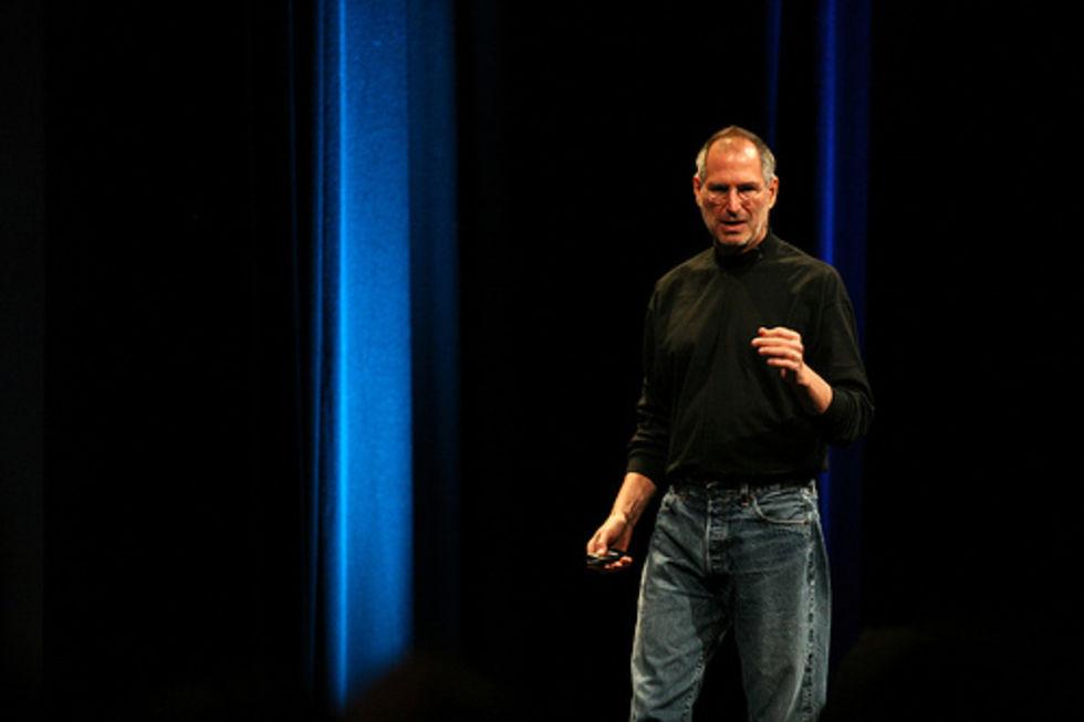 Steve Jobs drar igång WWDC