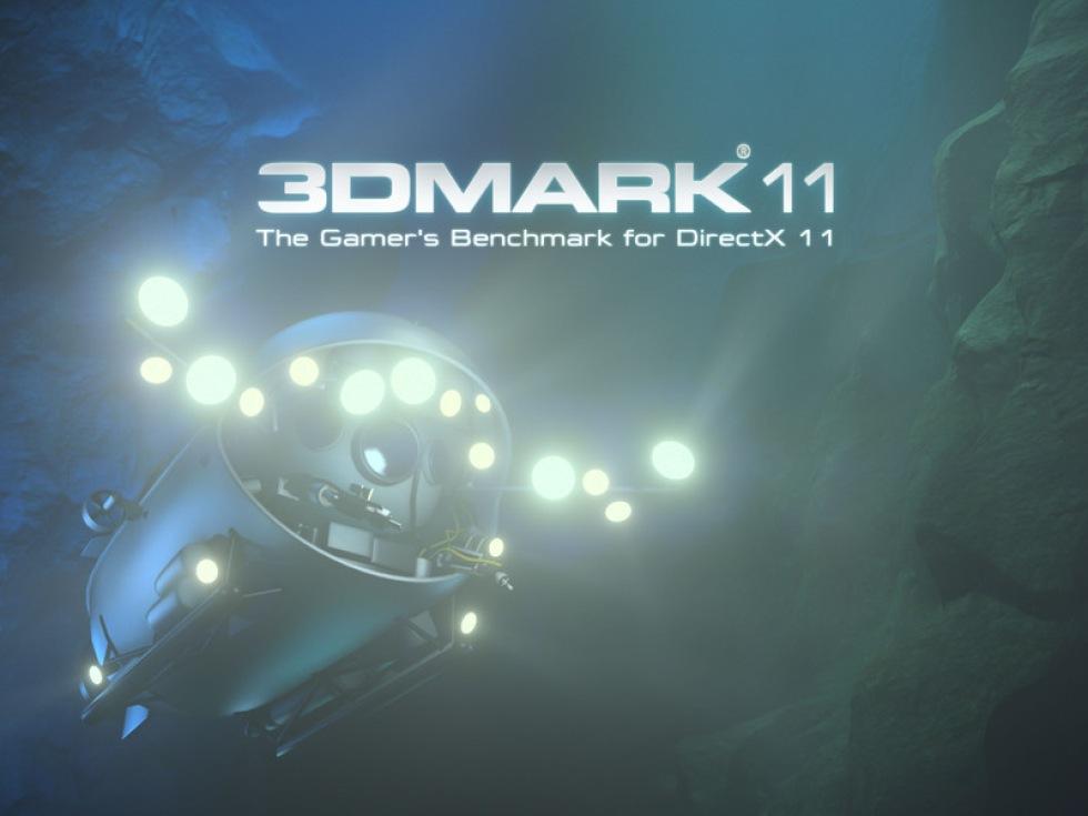 Futuremark tillkännager 3DMark 11
