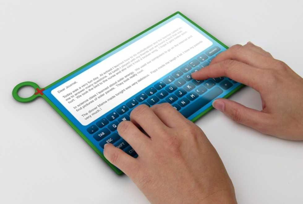 OLPC-tablet kommer lastad med: Android