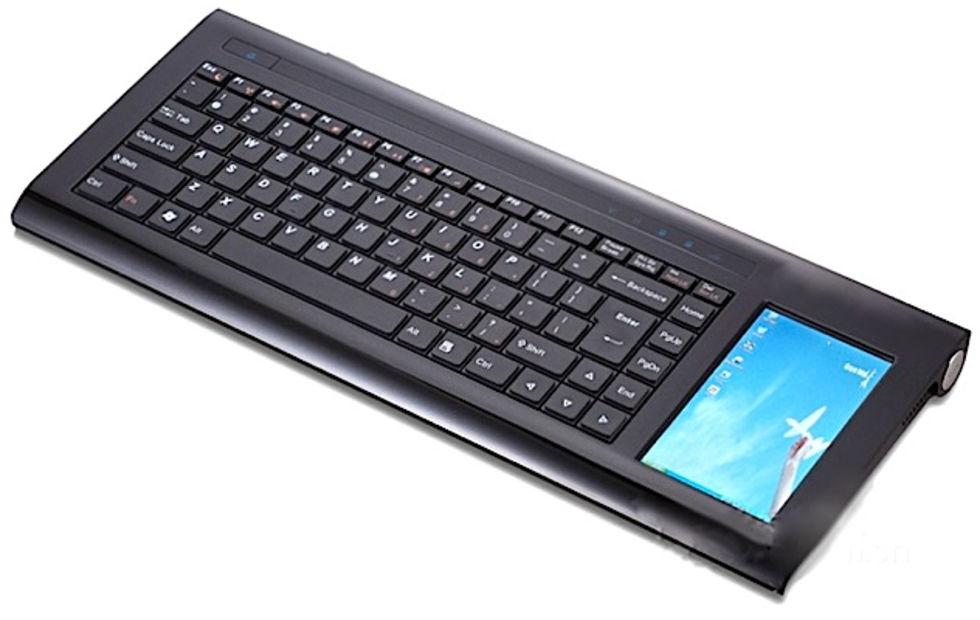 Commodore USA vill konkurrera med Eee Keyboard