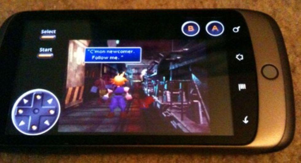 Snart kan vi spela Playstation med Android