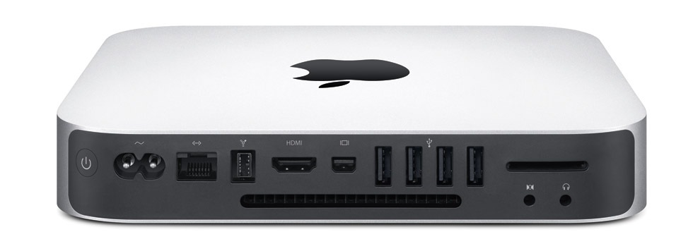 Ny Mac Mini med HDMI-port!