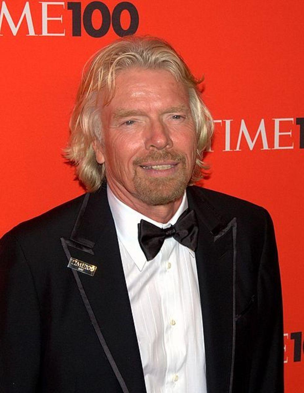 Richard Branson ger sig in i spelbranschen