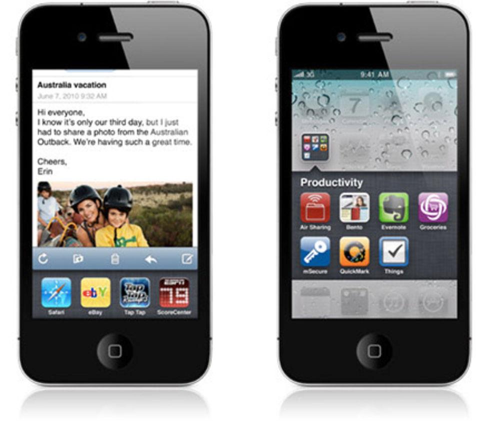 Nu kan man ladda ner iOS 4!