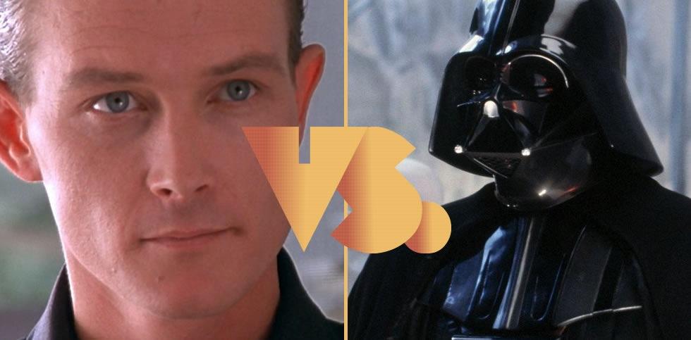 T-1000 vs. Darth Vader