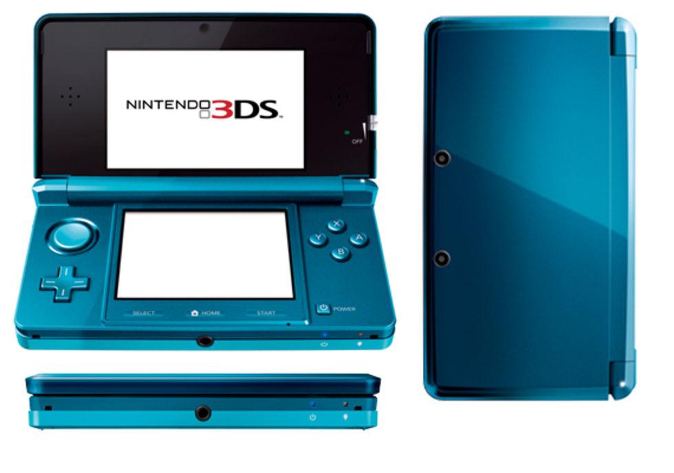 3DS släpps senast 31 mars 2011