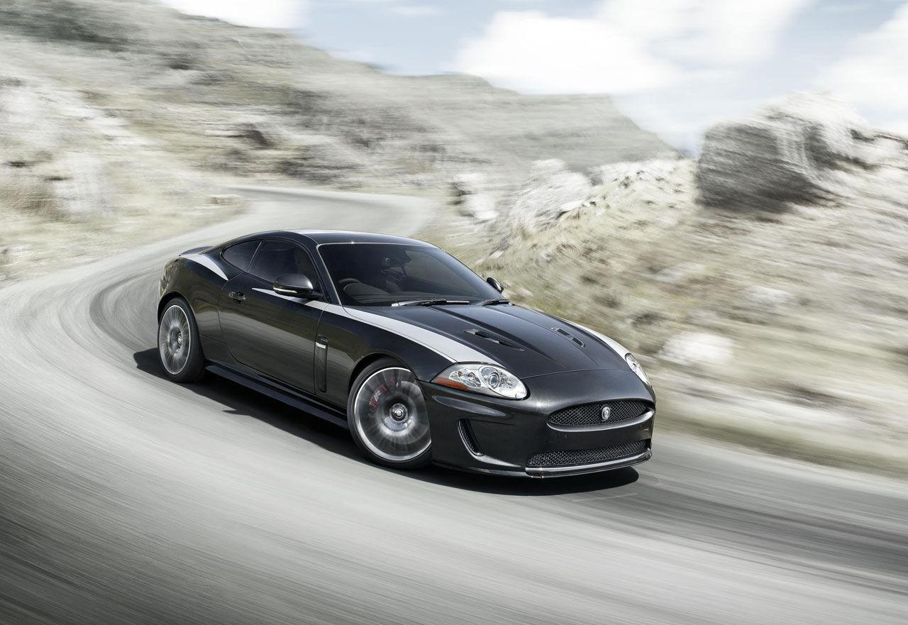 Jubileumsversion av Jaguar XKR