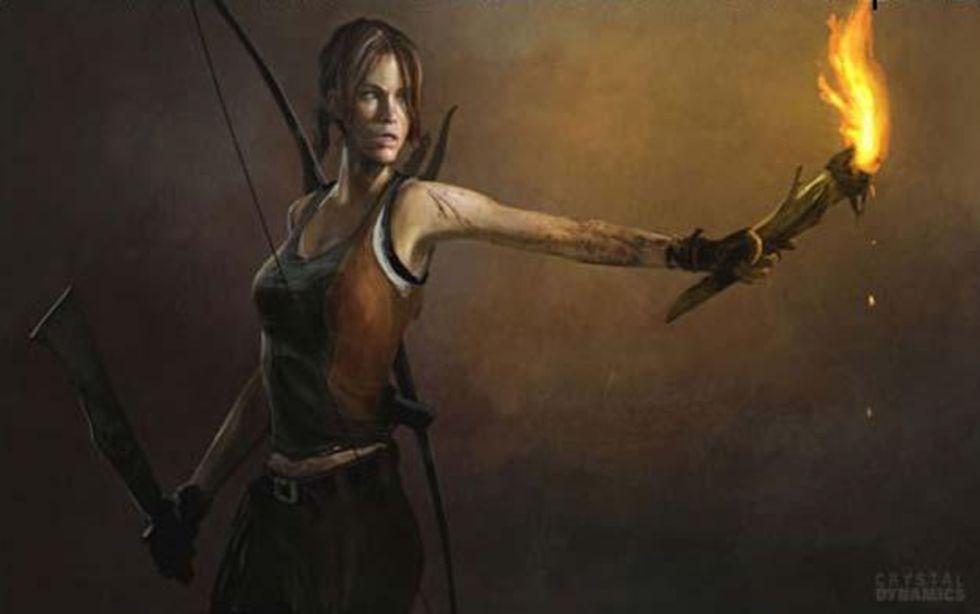 Mer Tomb Raider nästa år?