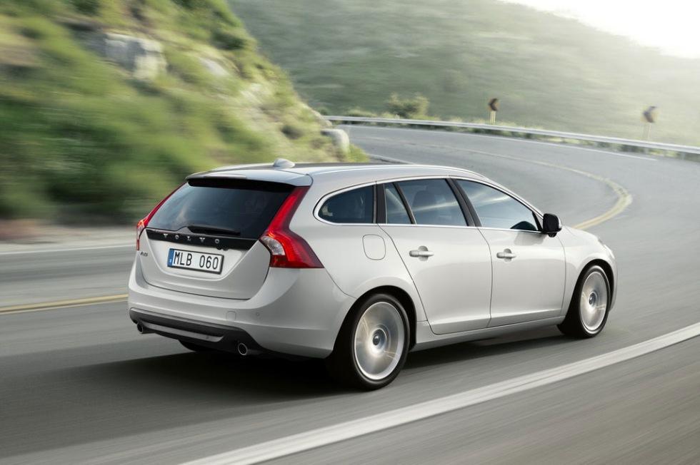 Volvo V60 officiell!